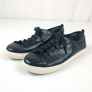 Cole Haan Nike Air Leather Black Sneakers